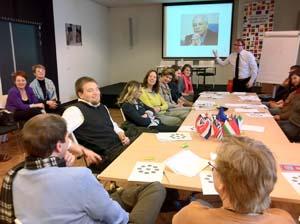Мастер-классы для преподавателей РКИ и открытые уроки